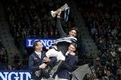 Guerdat lifts the Longines Trohpy once again