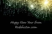 Happy New Year from Ridehesten