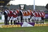 Dutch team victory in Aachen