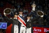 Minderhoud wins the coveted Reem Acra title