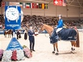 Leprevost leads French cavalry-charge at first Longines leg in Oslo