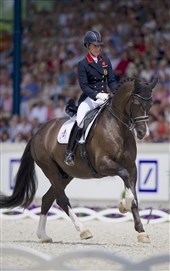 Dujardin is looking forward to the old rivals