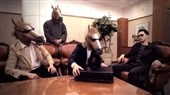 The Matrix 4 - a world ruled by horse