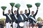 Thrilling third leg of the Furusiyya FEI Nations Cup in Odense