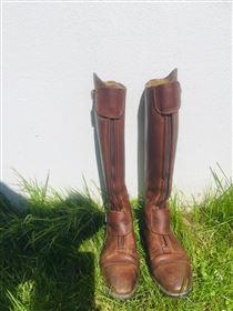 Ridestøvler str 40