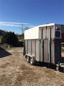 Frontudgang i synet trailer