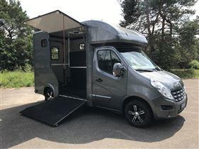 Renault Master NEW horsebox!