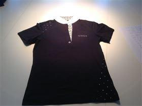 Blå Animo stævne t-shirt