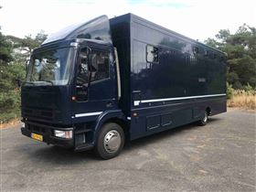 Iveco 6-horses Horse truck with living