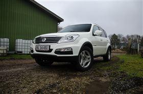 Billig 7 Pers. 4WD med fabriksgaranti