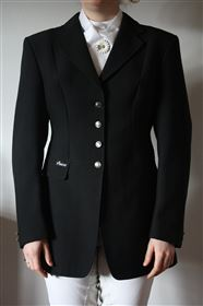 Velholdt pikur stævne jakke