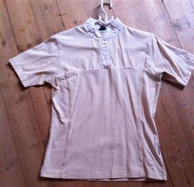 Creme stævne t-shirt str 40