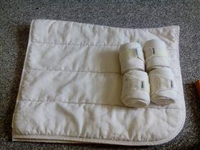 Underlag og bandager