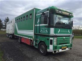 Hestetransporter