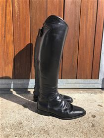 Cavallo Læderstøvler