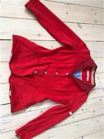 Rød Animo spring jakke