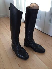 Cavallo Junior læderridestøvler