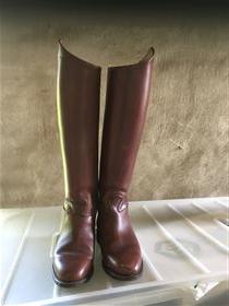 Ridestøvler