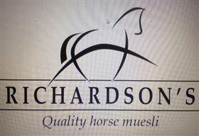 Quality horse muesli 20 kg.