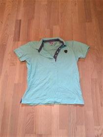 Tyrkis T-shirt