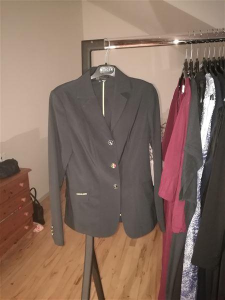 232ff78e Materiale som b kingsland stævne jakke
