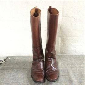 Ridestøvler fra Harrods