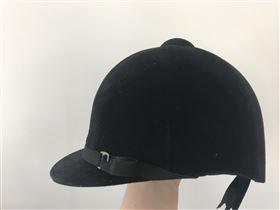 Ny hjelm til pynt/sangskjuler ol.