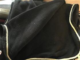 Flot fleecetæppe