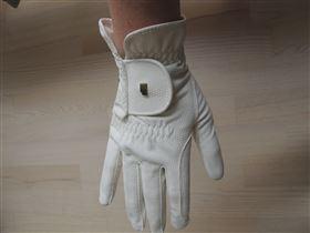 Næsten ubrugte Roeckl handsker